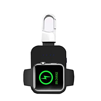 INEP Cargador Portátil Inalámbrico para Apple Watch, 950 Mah ...
