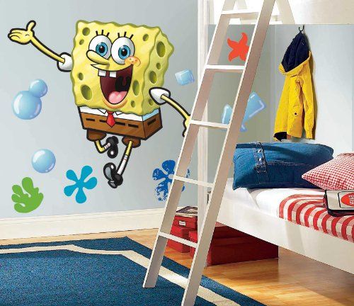 SpongeBob Squarepants Wall Decal Cutout 30