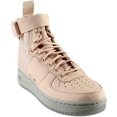 newest b30c7 fe6be NIKE Women s W SF AF1 Mid, Orange Quartz, ...