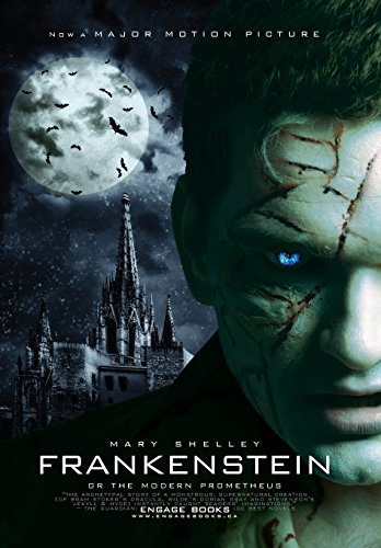 Frankenstein: 1000 COPY LIMITED COLLECTORS EDITION (Hardback with Jacket) (Engage Books) -