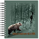 ECOeverywhere Second Picture Photo Album, 18 Pages, Holds 72 Photos, 7.75 x 8.75 Inches, Multicolored (PA14197)