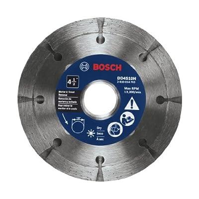 Bosch DD4510H 4-1/2-Inch Premium Sandwich Tuckpointing Diamond Blade