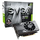 EVGA GeForce GTX 1060 GAMING, ACX 2.0 (Single Fan), 6GB GDDR5, DX12 OSD Support (PXOC) 06G-P4-6161-KR