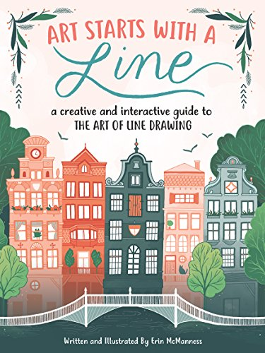 Pdf eBooks Art Starts with a Line: A creative and interactive guide to the art of line drawing
