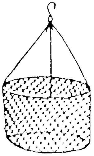 RN852 Taitex 2 Ring Crawfish Net