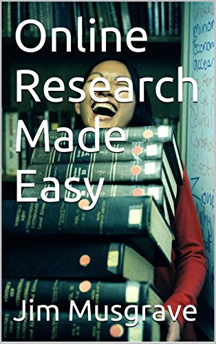 Book: Online Research Made Easy by James Musgrave