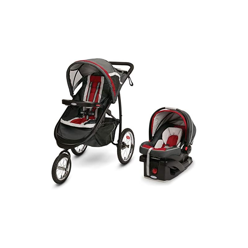 Graco Fastaction Fold Jogger Click Conne
