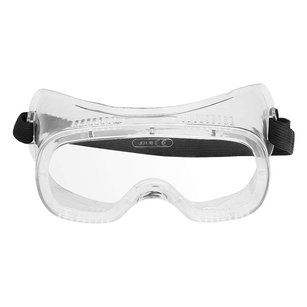 transparentes ajustables ligeras antivaho resistentes a salpicaduras y impactos transparente Gafas de seguridad StonyLab