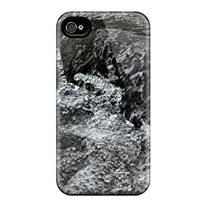 New Snap-on Luoxunmobile333 Skin Cases Covers Compatible With Samsung Galaxy Note3 - In River Waterfall Squirts