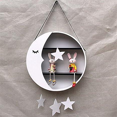Los niños habitación decoración para colgar Luna ...