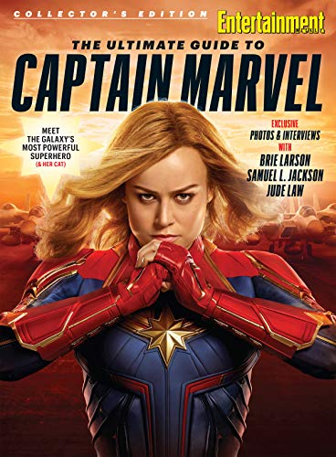Pdf Graphic Novels Entertainment Weekly The Ultimate Guide to Captain Marvel
