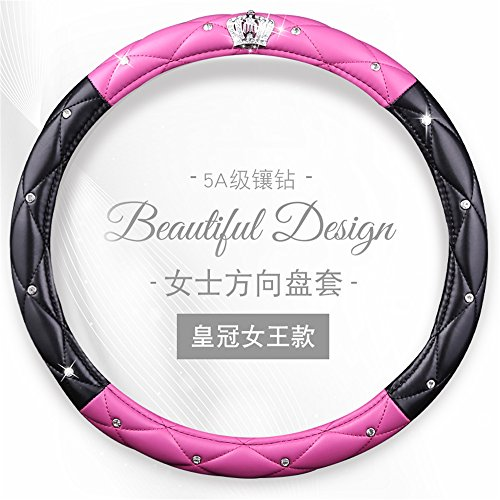 pink and black car accessories - 8