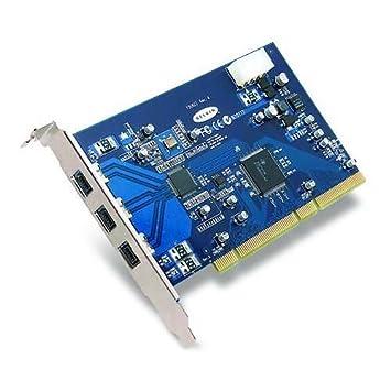 Amazon.com: FireWire 800 3-Port PCI Card: Electronics