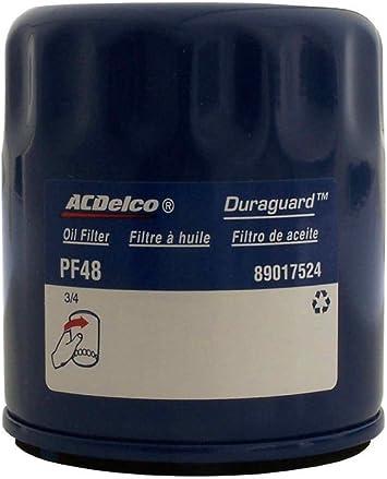 Ac Delco Oil Filter Pf48 Pf48e Oe Preferred Supplier Auto