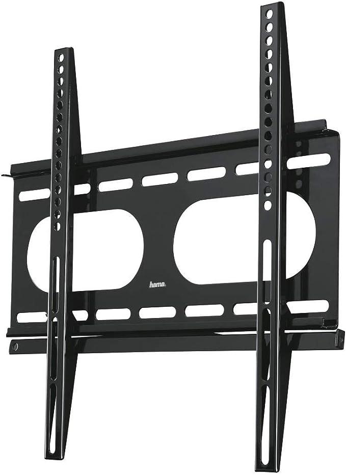 Noir MOOL Slim Support Mural pour TV 32 152/cm /écran LCD//Plasma et LED TV avec Super Force de capacit/é de Charge jusqu/à 50/kg et 15/degr/és /à m/écanisme dinclinaison