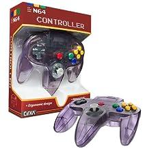 Cirka - N64 Compatible Controller - Atomic Purple