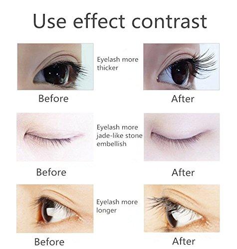 Professional Women Makeup Brand Powerful Eyelash Growth Treatment Liquid Serum Enhancer Eye Lash Longer Thicker 7-15 days