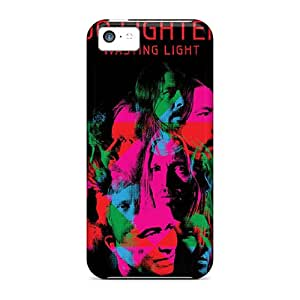 Snap-on Foo Fighters Case Cover Skin Compatible With Iphone 5c