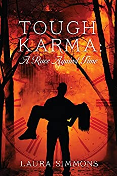 Tough Karma: A Race Against Time by Laura Simmons ebook deal