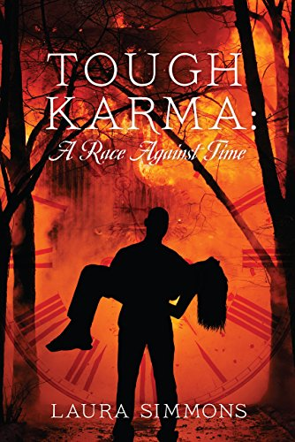 Tough Karma: A Race Against Time by [Simmons, Laura ]