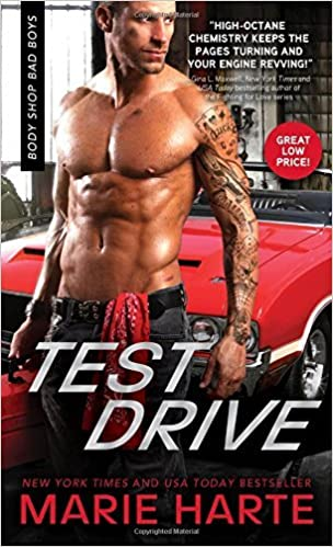 Book Test Drive (Body Shop Bad Boys) by Marie Harte (2016-06-07)