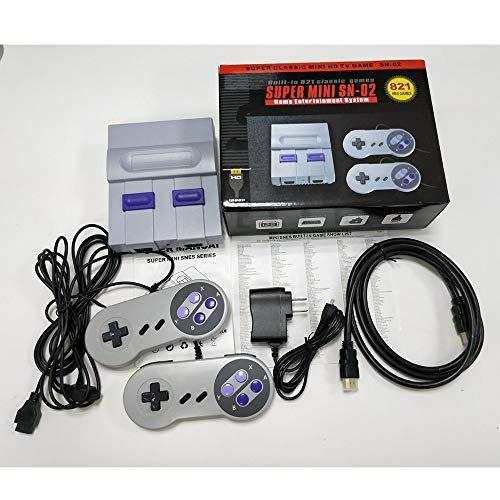 Pokeman Classic Game Console, HDMI HD Super NES Mini Retro Video Game Console TV Game System by Pokeman (Image #7)