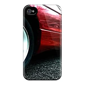 Premium Protection Ford Probe Case Cover For Iphone 4/4s- Retail Packaging
