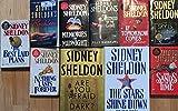 Sidney Sheldon Thriller Novel Collection 10 Book Set