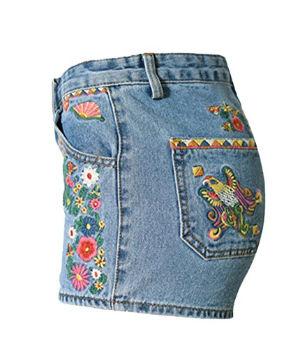 Pantaloncini Blau Icegrey Donna Icegrey Pantaloncini EOW0HqE4