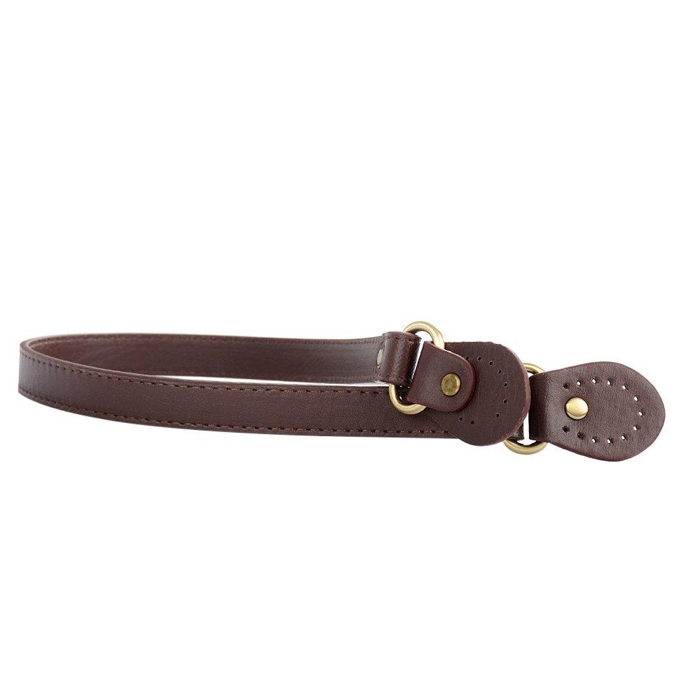 Brown ICYANG Pair 23.6Inches Purses Strap Leather Shoulder Handles Handbag Straps