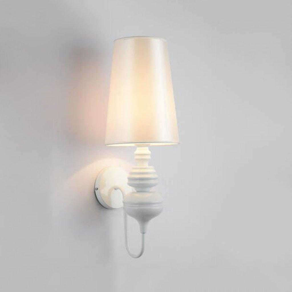 Minimalista creativo individualità arte camera da letto della lampada da parete lampada da comodino scala corridoio hotel europeo funziona lampada da parete