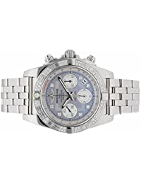 Chronomat automatic-self-wind mens Watch AB0140AA/G712 (Certified Pre-owned)