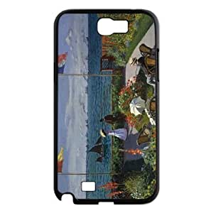 Brand New Phone For Case Samsung Note 3 Cover with diy Claude Monet Art