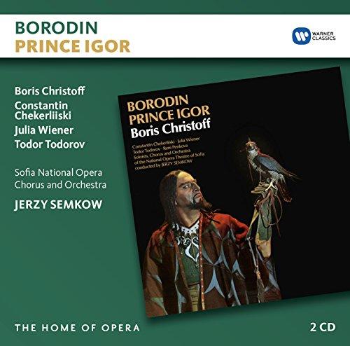 Borodin: Prince Igor (2CD)