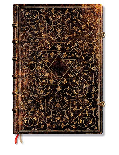 - Paperblanks Grolier Grande Hardcover Journal (240 pages, 8.25 x 11.75 Inches)