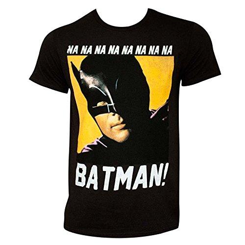 Batman 66 NA NA NA NA Batman! T-shirt (L) (Na Na Na Na Batman T Shirt)