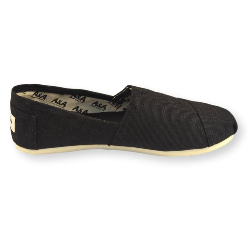 Amazon.com | A&A - Espadrilles for Women - Sandals - Canvas Shoes - Slip On Shoes - Alpargatas for Women - Unisex Shoes - Vegan Shoes | Loafers & Slip-Ons