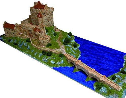 Eilean Donan Castle Model Kit -