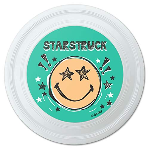 GRAPHICS & MORE Starstruck Smiley Face with Stars Novelty 9