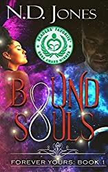 Bound Souls: A Fantasy Romance (Forever Yours Book 1)