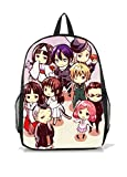 Dreamcosplay Anime Noragami Logo Backpack Book Bag Cosplay