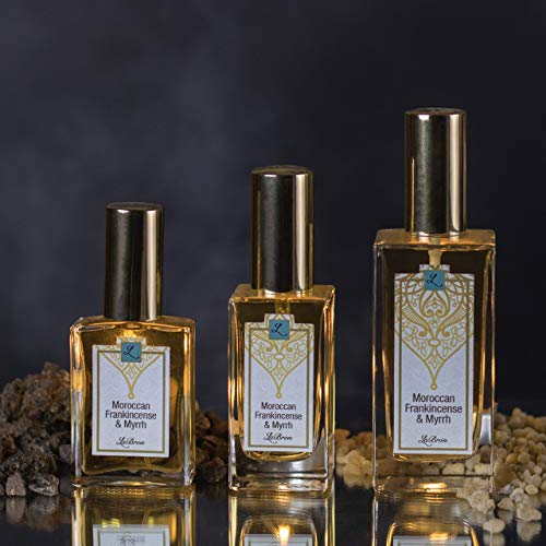Moroccan Frankincense and Myrrh by LaBron by LaBron Perfume