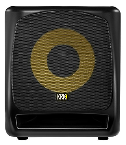 "KRK 12S2 V2 12"" 220 Watt Powered Studio Subwoofer"