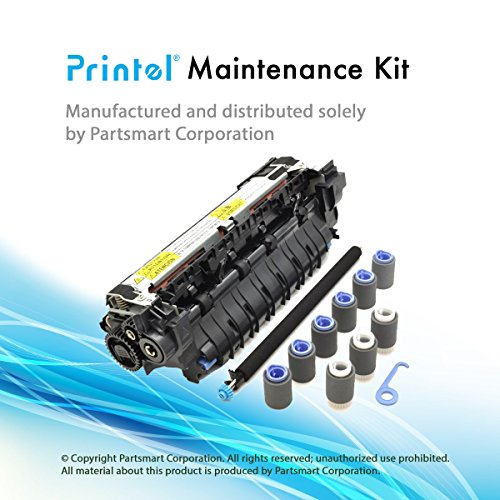 - Printel Compatible CF064A Maintenance Kit (110V), Used with HP Laserjet Enterprise 600 M601, M602, M603, with RM1-8395 fuser Included