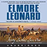 Forty Lashes Less One   Elmore Leonard