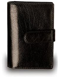 484 Leather ID Card Holder Wallet with Removable Inserts