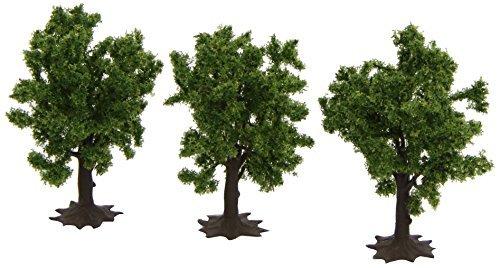 Noch 25110 3 Plum Trees Green by Noch