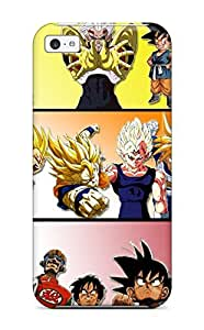 TYH - 8501696K49057731 For Iphone 5c Protector Case Dbz Phone Cover phone case