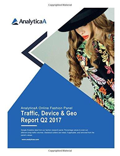 AnalyticaA Fashion Panel Report: Traffic, Device & Geo Report Q2 2017