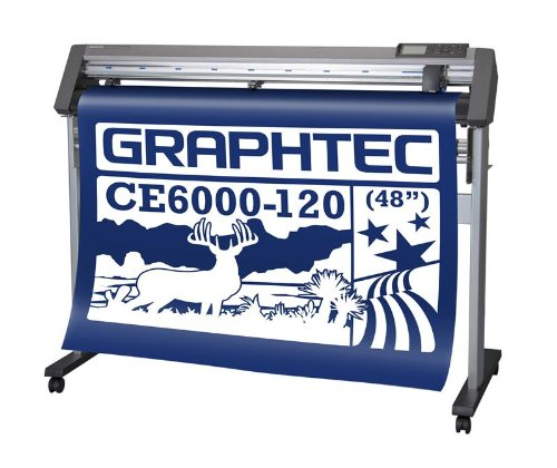 GRAPHTEC CE6000-120 Vinyl Cutting Machine